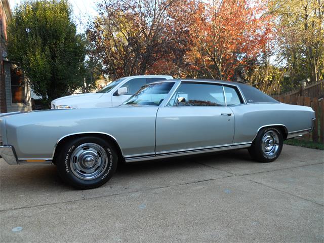 1970 Chevrolet Monte Carlo | 692127