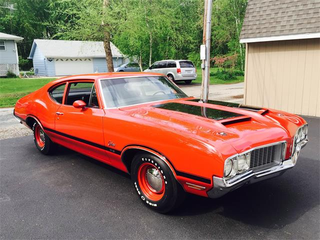 1970 Oldsmobile Cutlass | 692133