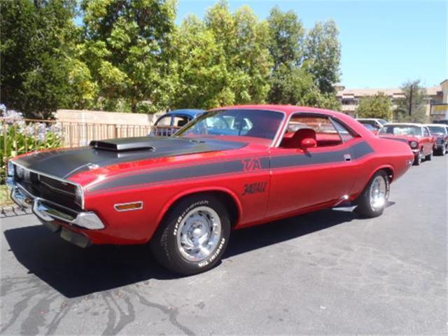 1970 Dodge Challenger T/A | 690216