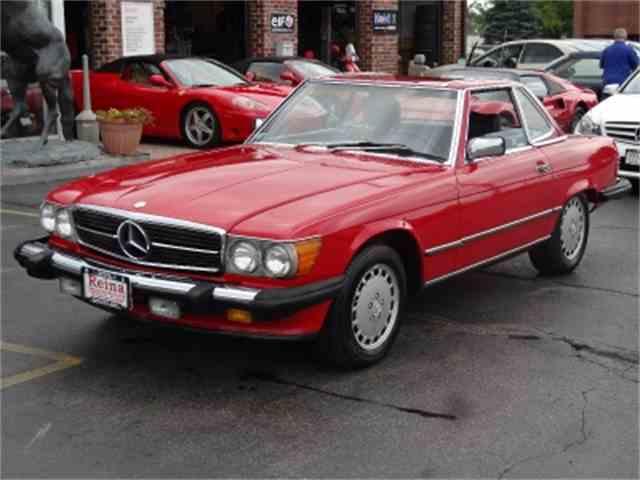 1988 Mercedes-Benz 560 | 692225