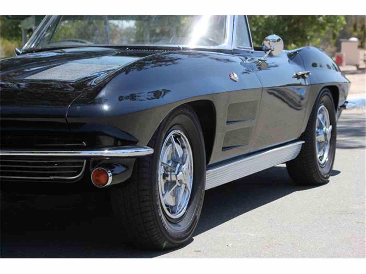 Large Picture of '63 Corvette - EU7E