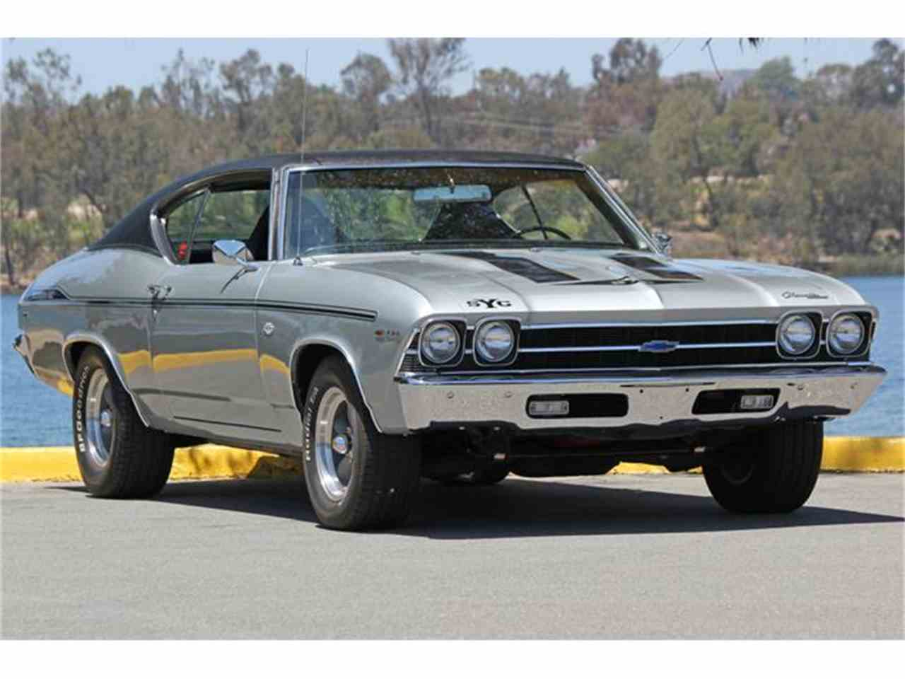 Large Picture of '69 Chevelle - EU7I