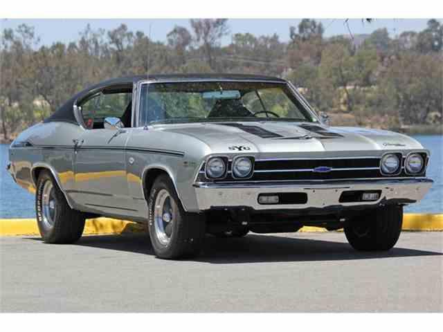 1969 Chevrolet Chevelle | 692334