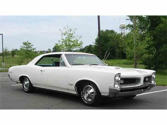 1966 Pontiac GTO | 692340