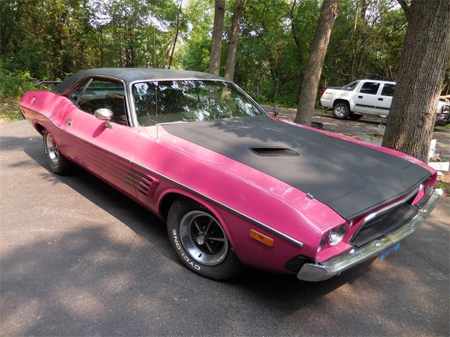 1973 Dodge Challenger | 692353