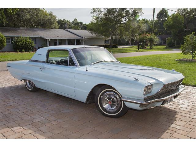 1966 Ford Thunderbird | 692363