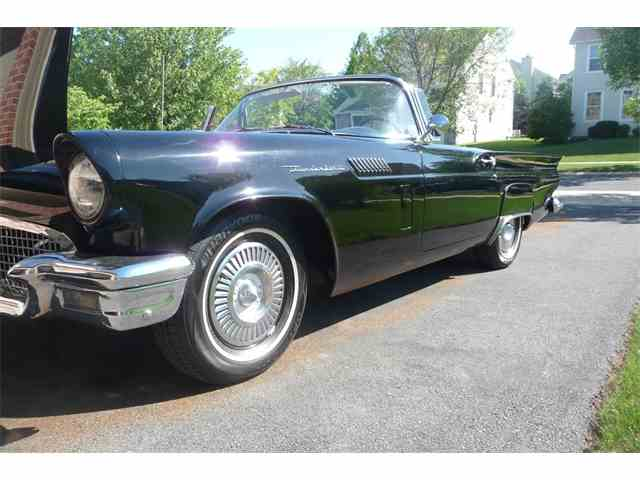 1957 Ford Thunderbird | 692381