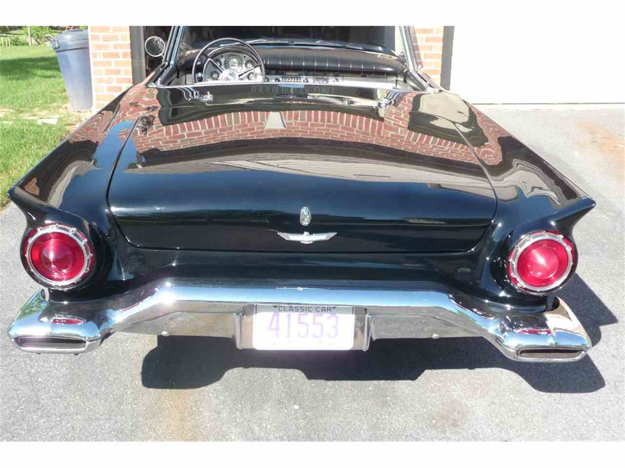Large Picture of '57 Thunderbird - EU8T