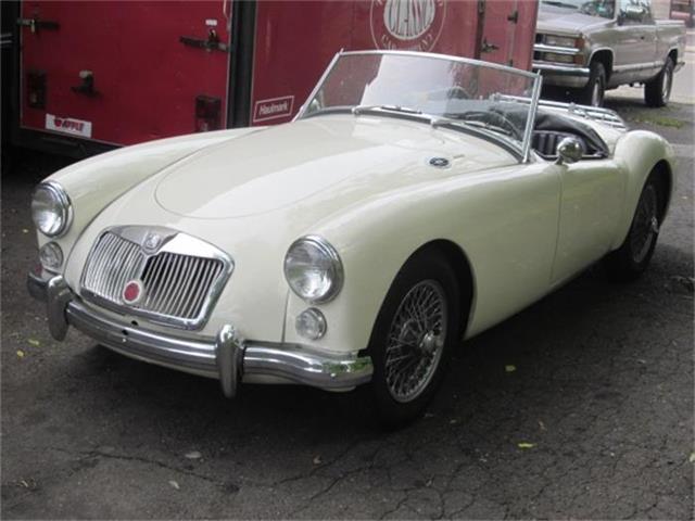 1961 MG MGA | 690242