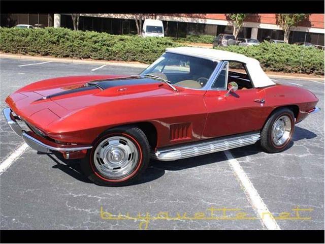 1967 Chevrolet Corvette | 690267