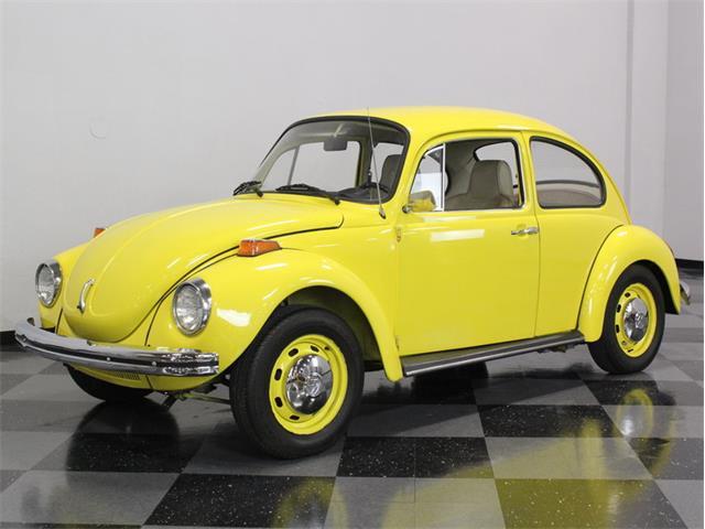 1973 Volkswagen Super Beetle | 692738