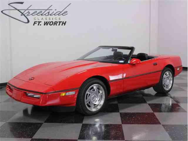 1990 Chevrolet Corvette | 692739