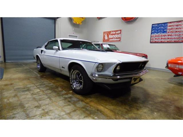 1969 Ford Mustang | 692765