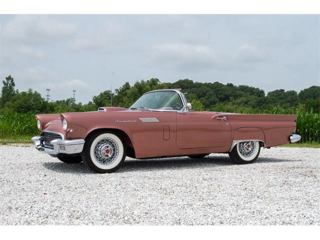 1957 Ford Thunderbird | 690283