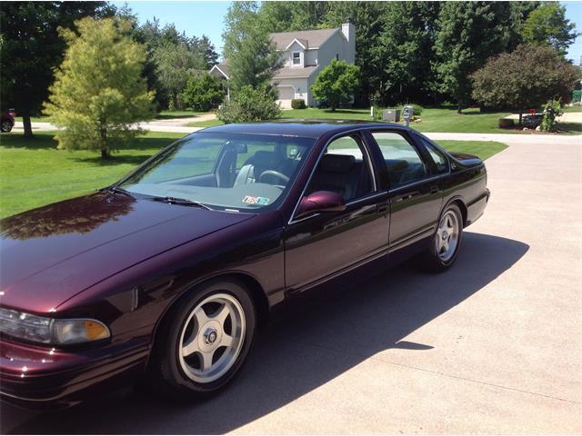 1996 Chevrolet Impala SS | 692903