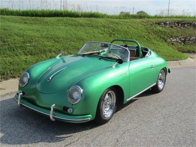 1957 Porsche 356 | 692912