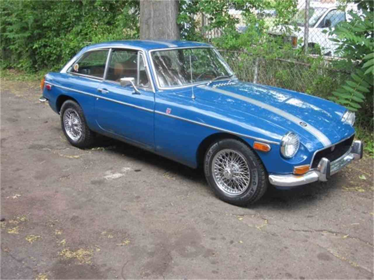 1972 MG BGT for Sale - CC-693288