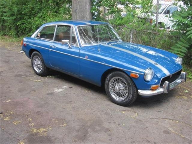 1972 MG BGT | 693288