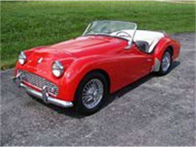 1959 Triumph TR3A | 693292