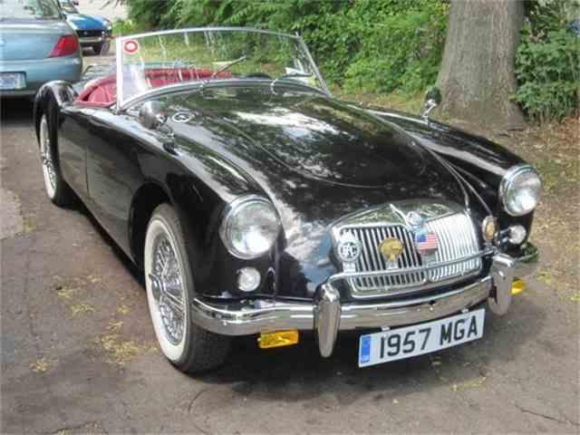 1957 MG MGA 1500 | 693294