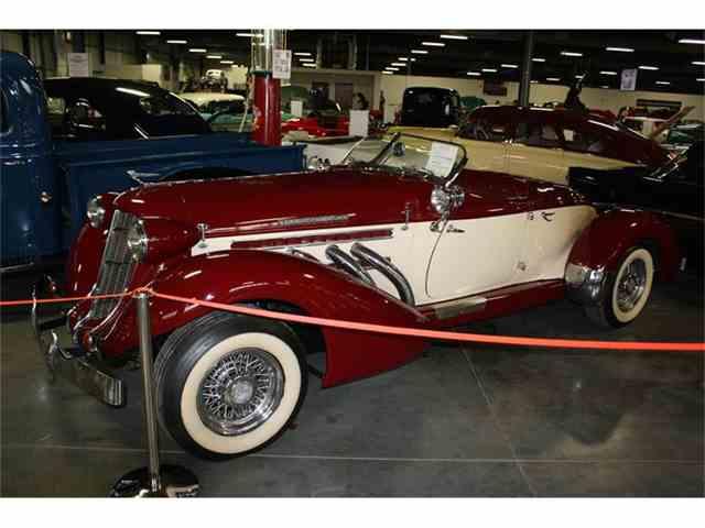 1936 Auburn Replica | 693303
