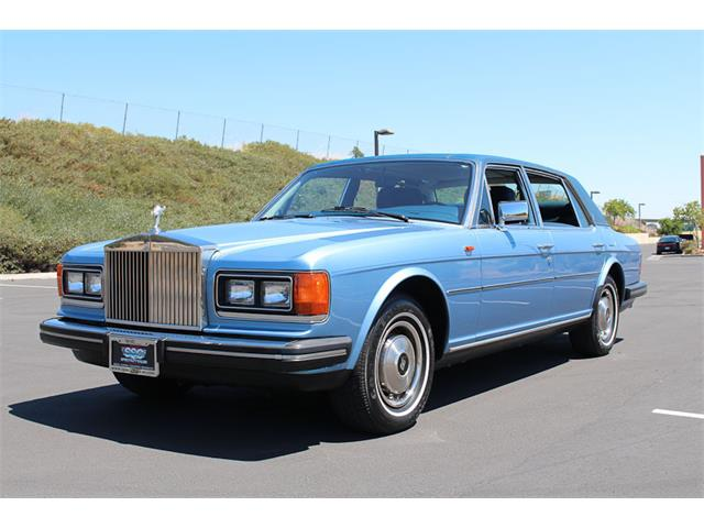1984 Rolls-Royce Silver Spur | 690338