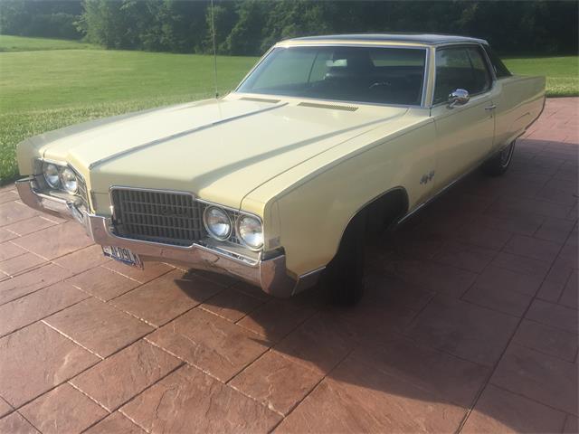 1969 Oldsmobile 98 | 693458