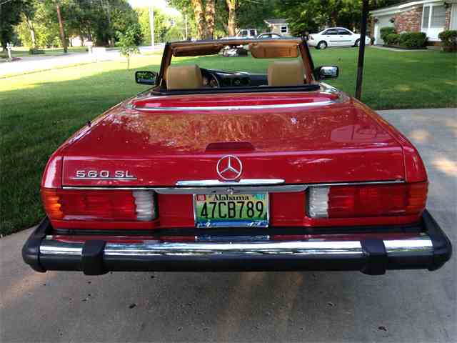 1989 Mercedes-Benz 560SL | 693562