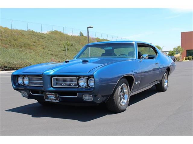 1969 Pontiac GTO | 690359