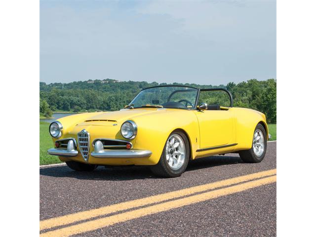 1957 Alfa Romeo Giulietta Spider | 693694