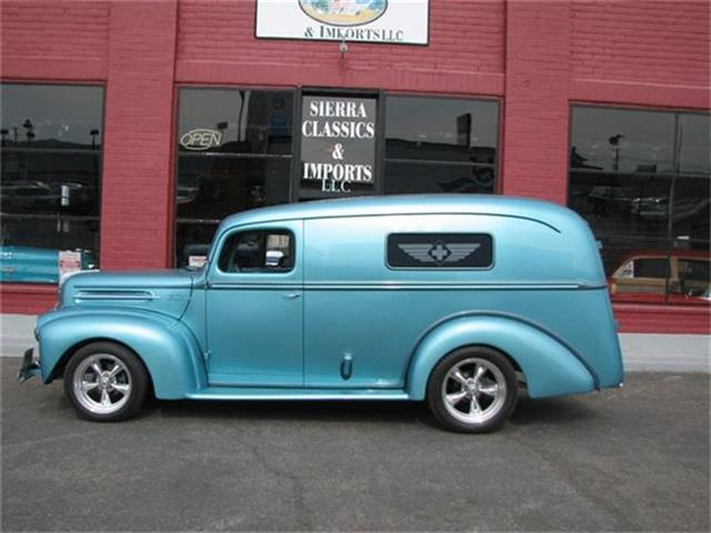 1947 Ford Ambulance | 693697