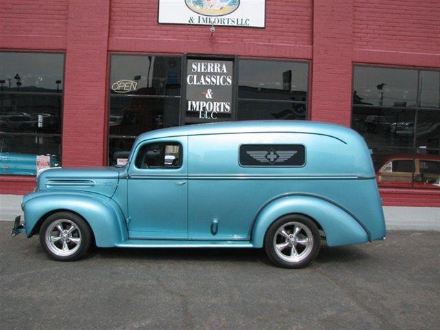 1947 Ford Ambulance | 693697