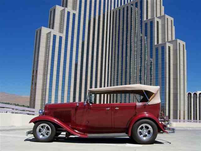 1932 Ford Phaeton | 693698
