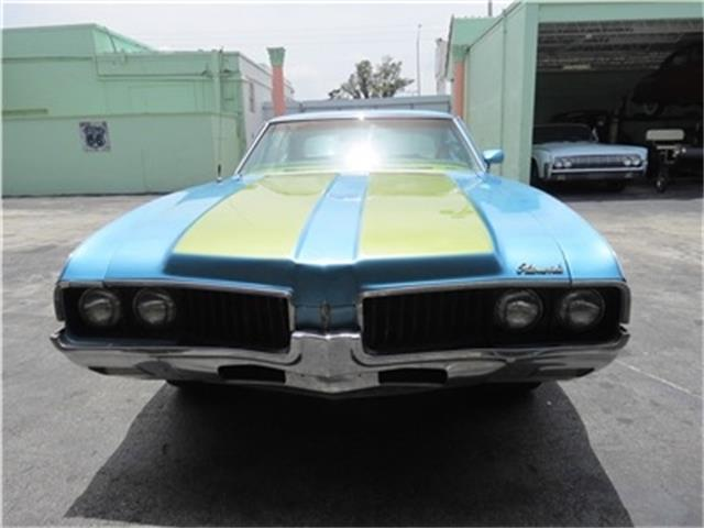 1969 Oldsmobile Cutlass | 693968
