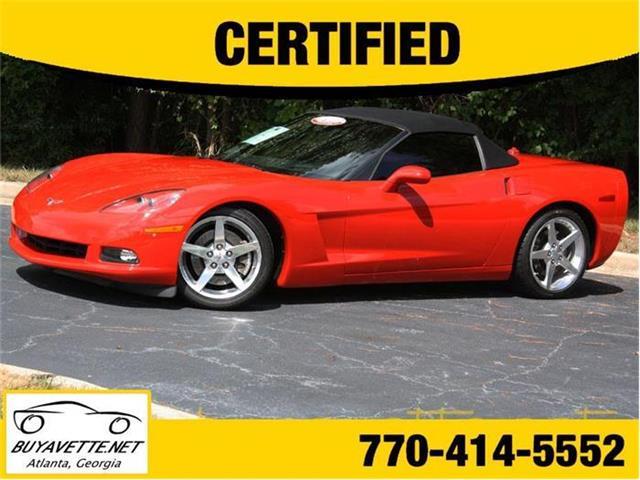 2005 Chevrolet Corvette | 694138