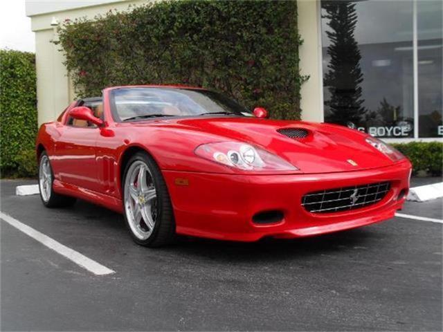 2005 Ferrari 575   694162