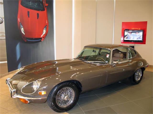 1972 Jaguar XKE | 694165
