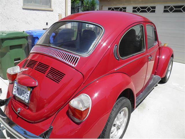 1973 volkswagen beetle for sale cc 694450. Black Bedroom Furniture Sets. Home Design Ideas