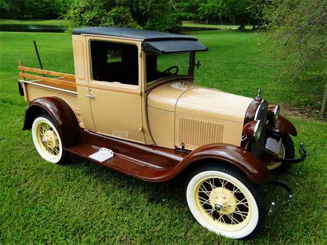 1929 Ford Pickup | 694454