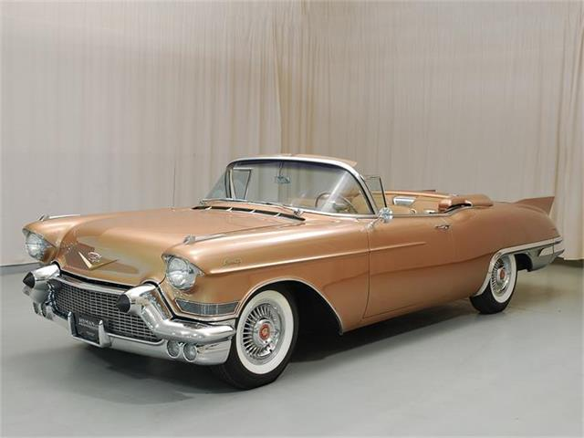 1957 Cadillac Eldorado Biarritz   694535