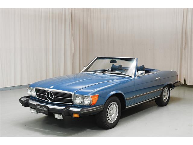 1975 Mercedes-Benz 450SL | 694536