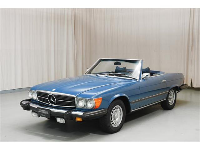 1975 Mercedes-Benz 450SL | 694536