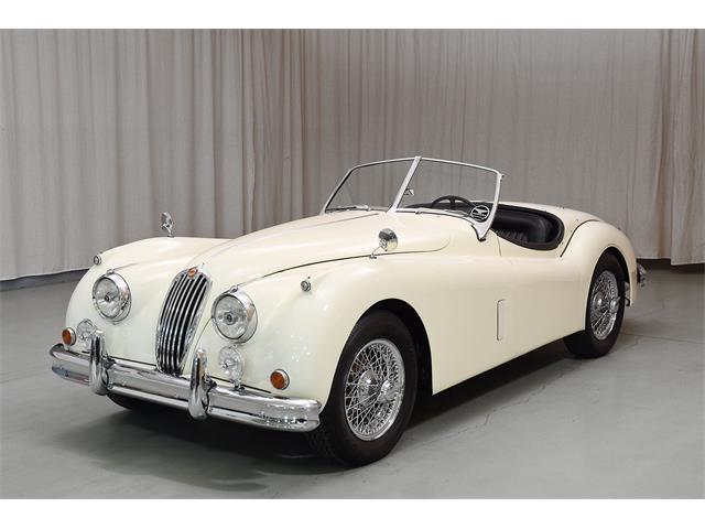 1957 Jaguar XK140 | 694560