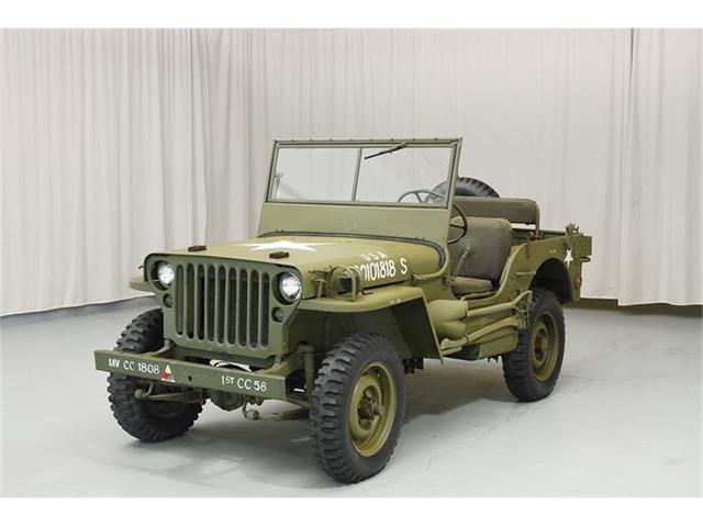 1942 Ford GPW | 694590