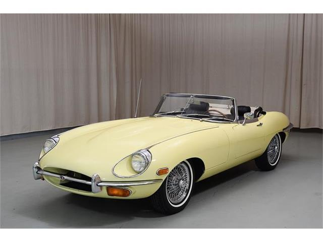 1969 Jaguar XKE | 694599