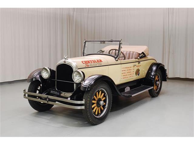 1925 Chrysler Model 70 | 694600