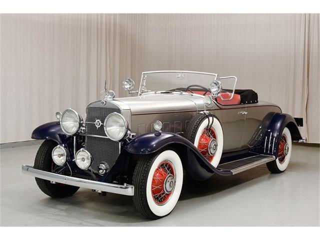 1931 Cadillac 355 | 694620