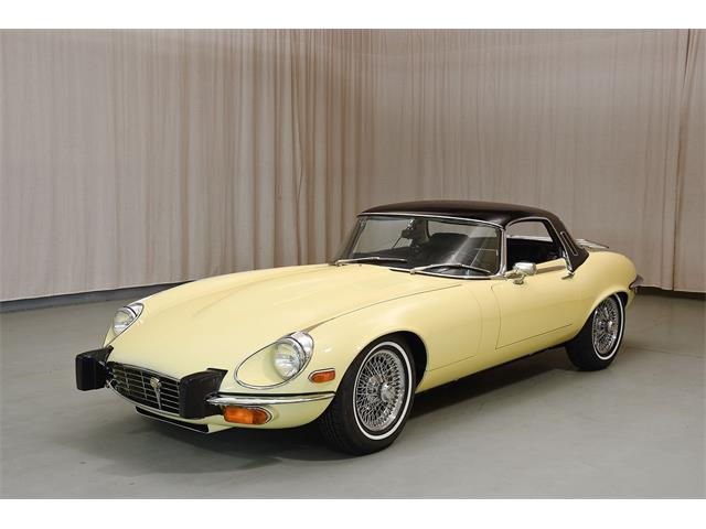 1974 Jaguar E-Type | 694627