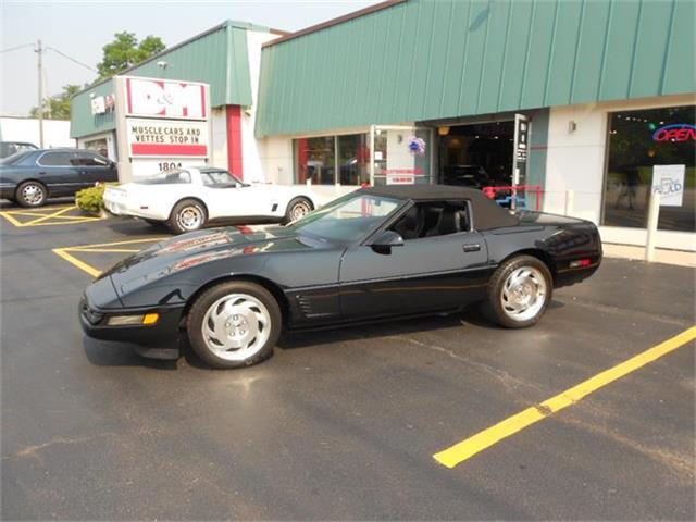 1996 Chevrolet Corvette | 694707