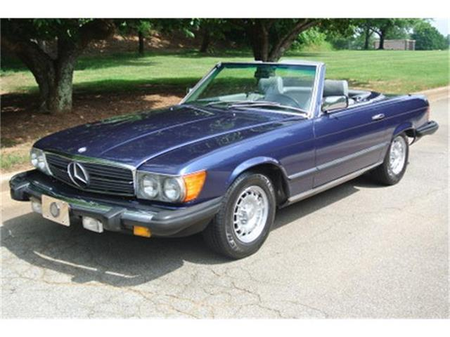 1983 Mercedes-Benz 380SL | 694716